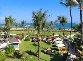 Holiday Inn Resort Baruna Bali, an IHG Hotel, beach hotel in Kuta