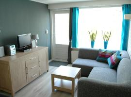 Sfeervolle Vakantiewoning, budget hotel in Zoutelande