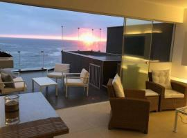 Penthouse frente al mar - Playa Señoritas, apartment in Punta Hermosa