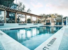 Colton House Hotel, hotel Disch-Falk Field - University of Texas környékén Austinban