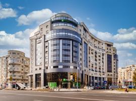 Holiday Inn Bucharest - Times, an IHG Hotel, מלון ליד Obor Train Station, בוקרשט