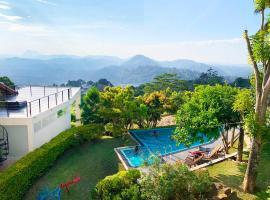 The Kandyan Villa, отель в Канди
