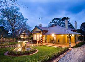 Mountain Whispers Varenna Luxury, hotel in Leura