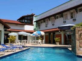 Hotel Sion Itanhaém, hotel em Itanhaém