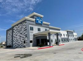 Palace Inn Blue Houston East Beltway 8, hotel u gradu Hjuston