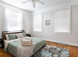 Charming home short walk from downtown, vacation rental in Columbia