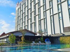 Swiss-Belinn Saripetojo Solo, hotel near Adisumarmo Airport - SOC, Solo