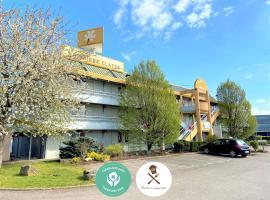 Premiere Classe Dijon Sud - Marsannay, hotel near Dijon Bourgogne Airport - DIJ, Marsannay-la-Côte