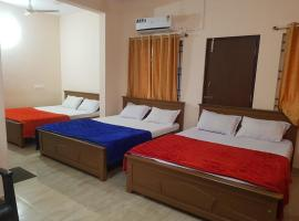 Chalukya comforts, hotel in Chikmagalūr