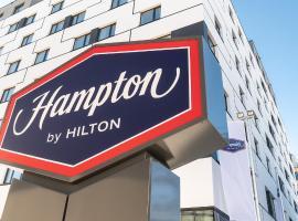 Hampton By Hilton Vienna Messe, hotel in Vienna