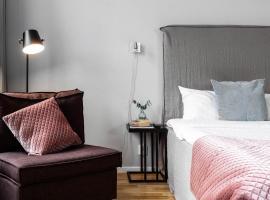 Biz Apartment Gärdet, apartment in Stockholm
