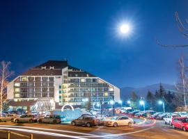 Hotel Orizont, hotel in Predeal