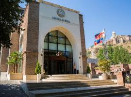 Tiflis Palace, отель в Тбилиси
