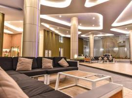 PanoramaKL Suites@The Robertson Bukit Bintang, serviced apartment in Kuala Lumpur