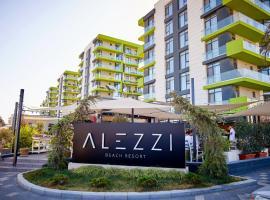 PROMENADA Alezzi Apartments, apartment in Mamaia Sat/Năvodari