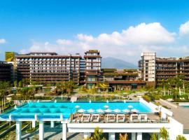 1 Hotel Haitang Bay, Sanya, отель в Санье