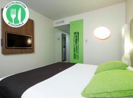 Campanile Lille Euralille, hôtel à Lille