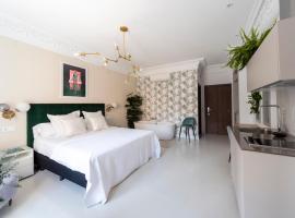 Real Segovia Apartments, apartamento en Segovia