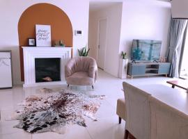 The luxury apartment, home away from home, apartment in Ho Chi Minh City
