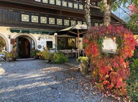 Bio-Hotel Saladina, Hotel in Gaschurn