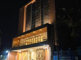 Millennium Terrace Hotel, hotel in Kampala