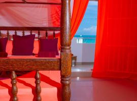 The White House Zanzibar, hotel in Pwani Mchangani