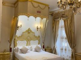 Suite Royale Maison de l'église du couvent, hotel with jacuzzis in Narbonne