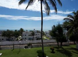 Flat 303 Porto Canoa, apartment in Canoa Quebrada