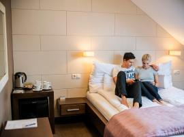 Hotel Fürdőház, hotel Nyíregyházán