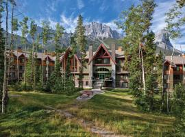 WorldMark Canmore-Banff, hotel in Canmore
