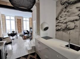 Fantastic apartment central Bordeaux, appartement à Bordeaux