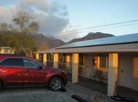 Borrego Springs Motel, hotel in Borrego Springs