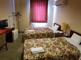 Business Hotel Miyako - Vacation STAY 33025v、周南市のホテル