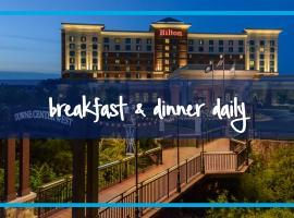 Hilton Richmond Hotel & Spa/Short Pump Town Center, hotel in Richmond