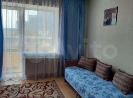 Уютная квартира-студия с отдельной спальней, апартаменты/квартира в Сыктывкаре