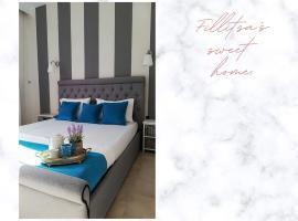 Fillitsa's sweet home, διαμέρισμα στον Νέο Μαρμαρά