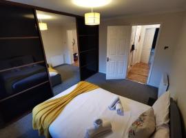 Glasgow Apartment, apartment in Glasgow
