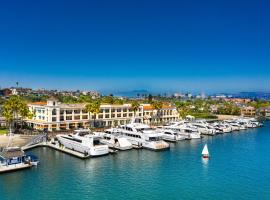 Balboa Bay Resort, hotel in Newport Beach