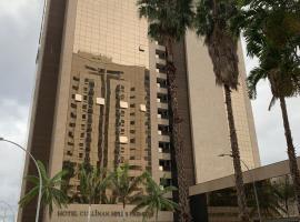 Flat luxo ótima localização, serviced apartment in Brasilia
