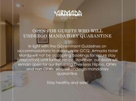 Armada Hotel Manila, hotel near Roxas Boulevard, Manila