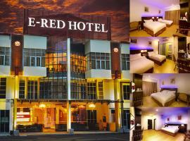 E Red Hotel Alma Cosmo, hotel in Bukit Mertajam