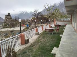 FORT VIEW HOTEL, hotel in Hunza