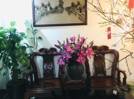 Golden Lotus hotel, hotel in Lao Cai