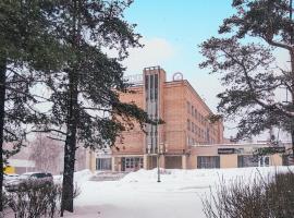 Гостиница Онежская, hotel in Medvezh'yegorsk