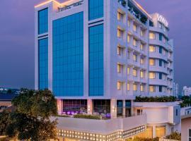 Vivanta Thiruvananthapuram, hotel in Trivandrum