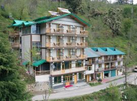 Kanyal Hills, hotel di Manali