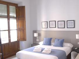 La Perla Granada Suites, hotel en Granada