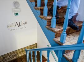 Hostel Alieti, hotel blizu znamenitosti Port of Izola, Izola