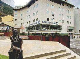 Golden Tulip Andorra Fenix, hotel en Andorra la Vella