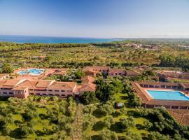 I Giardini di Cala Ginepro Hotel Resort, hotel a Cala Liberotto